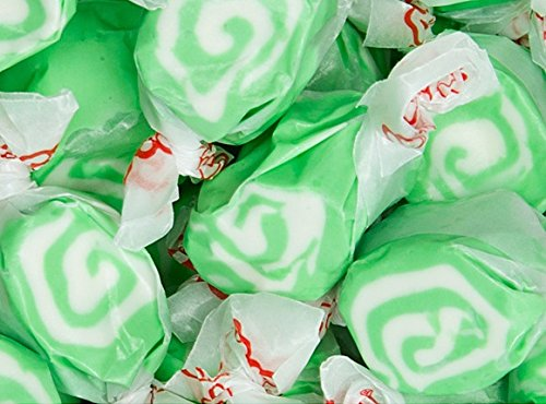 Key Lime Gourmet Salt Water Taffy 2 LB - 32 oz