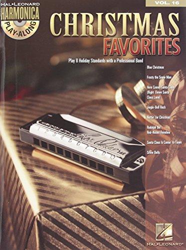 Christmas Favorites: Harmonica Play-Along Volume 16