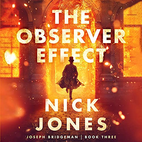 The Observer Effect cover art
