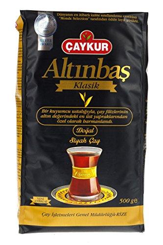 Caykur – Altinbas Schwarztee – Altinbas Cayi Dökme 500 g