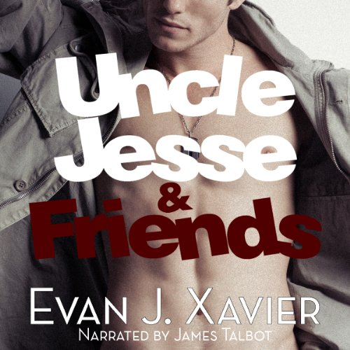 Uncle Jesse & Friends audiobook cover art