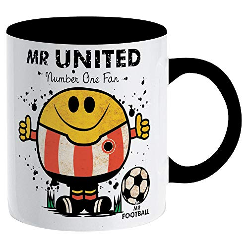 Mr United Mug - Gift for Sheffield Fan