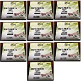10 x Ramdev Divya Herbal Ayurvedic Mukta Vati (For High Blood Pressure)