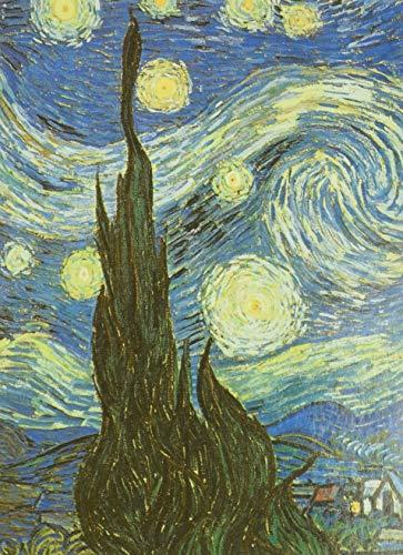Van Gogh's Starry Night Notebook