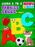 Learn A to Z Phonics Songs and More - Baby Box