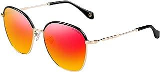 Polarized Sunglasses for Women Oversized PARZIN Men Driving Metal Trendy UV400