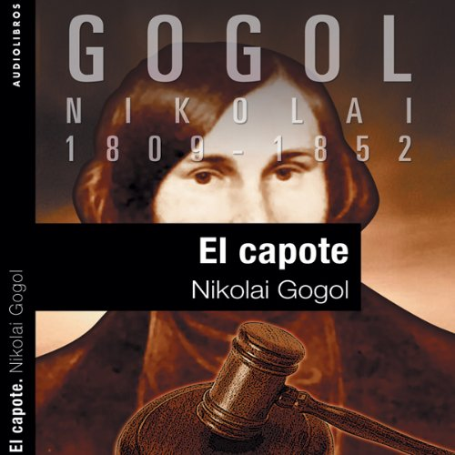 El capote [The Overcoat] audiobook cover art