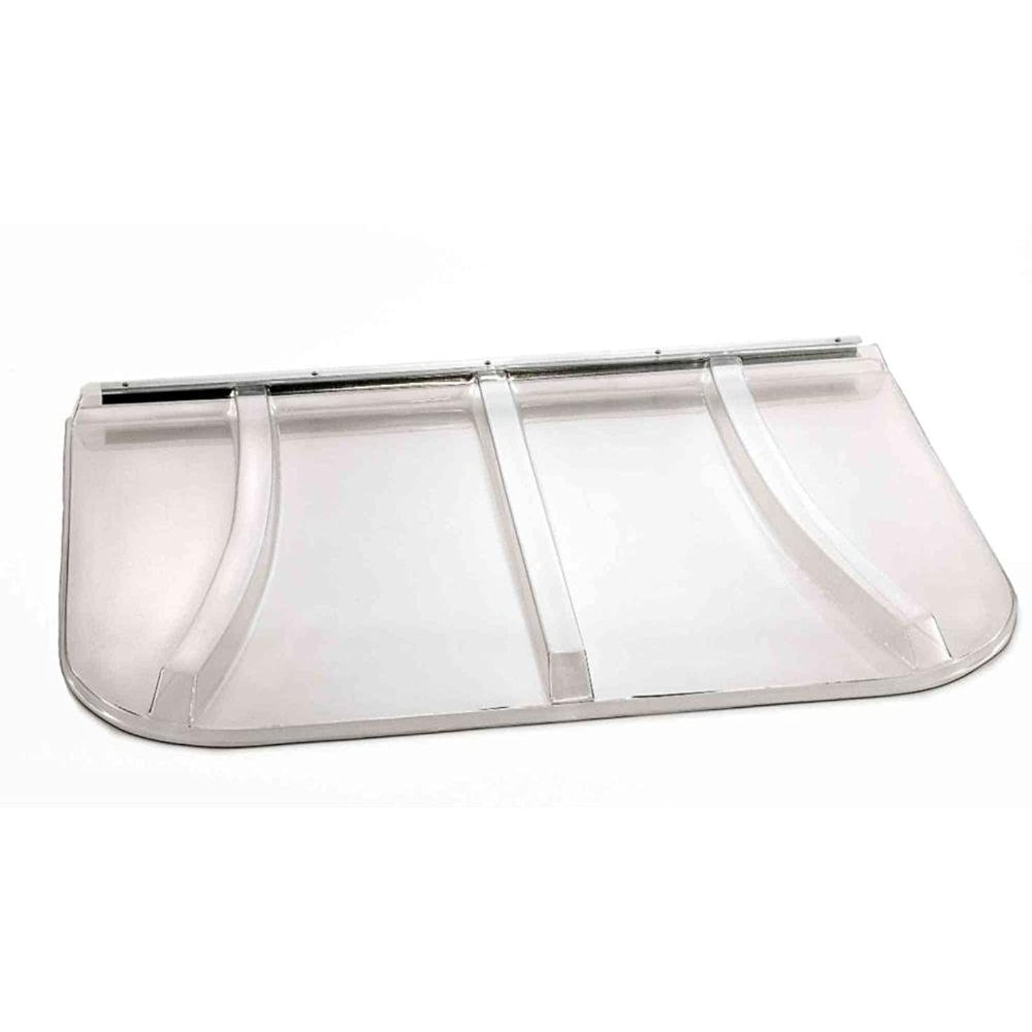 Shape Products 44 in. x 38 in. Universal Fit Polycarbonate Window Well Cover