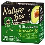 3 x Nature Box Shampoo firme con aceite de aguacate 85 g c/u Proteccin contra las puntas abiertas