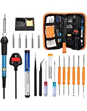 Other Soldering Iron Tool Kit with Leather Case