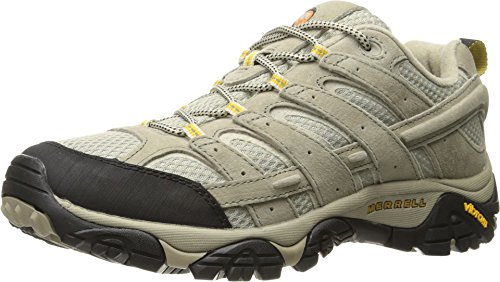 Merrell Women's Moab 2 Vent Hiking Shoe, Taupe, 7 W US