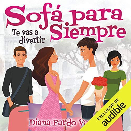 Diseño de la portada del título Sofá para Siempre