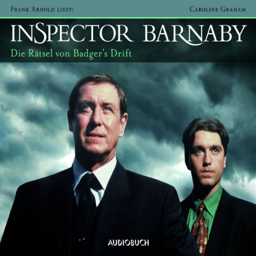 Die Rätsel von Badger's Drift (Inspector Barnaby 1) audiobook cover art