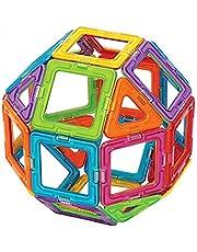 Building Blocks Set, Build It Toys Kids Building Building Toys For Boys Building Tiles For Kids For Kids Childrens Toddlers Boy Girls, 47 PCS
