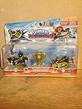 Skylanders SuperChargers - Legendary Sky Racing Pack - Astroblast, Sky Trophy, Sun Runner