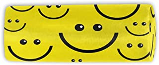 Makeup Brush Cylinder Cosmetic Case Happy Index Smiley Face Travel Organizer Pencil Case