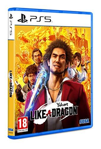 Yakuza: Like A Dragon - PlayStation 5 - PlayStation 4