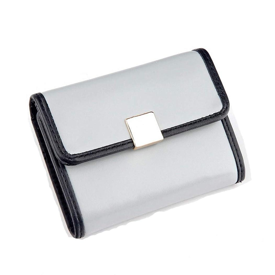 何よりも好意スロー財布 二つ折り財布 レディース 短財布 紙幣入れ おしゃれ 折り財布 可愛い カード入れ 誕生日 ウォレット 誕生日 感謝の日 プレゼント シンプル ブラック ピンク グレー レッド ダークグリーン