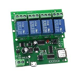 4-canales-WiFi-momen-Militar-inching-Rel-selbsts-icheren-Interruptor-Mdulo-DIY-WiFi-Garaje-controlador-5--32-V