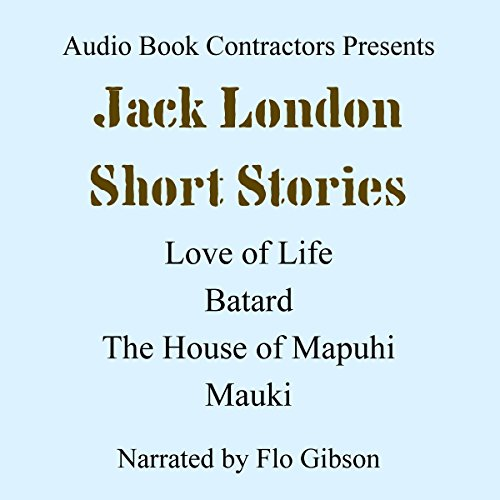 Jack London Short Stories audiobook cover art