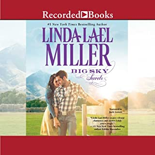Big Sky Secrets audiobook cover art