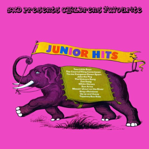 B.W.D Presents Childrens Favourite Junior Hits