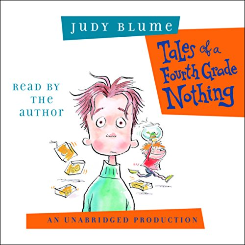 Tales of a Fourth Grade Nothing Audiobook By Judy Blume cover art