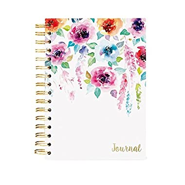Hanging Flowers Hard Bound Journal