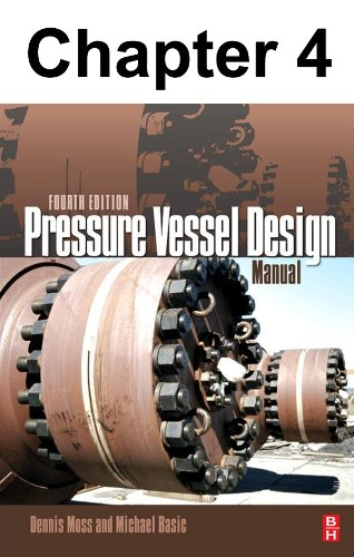 Chapter 004, Design of Vessel Supports (English Edition) PDF Books