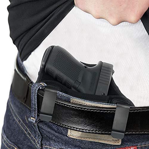 9. Tactical Pancake Gun Holster Houston