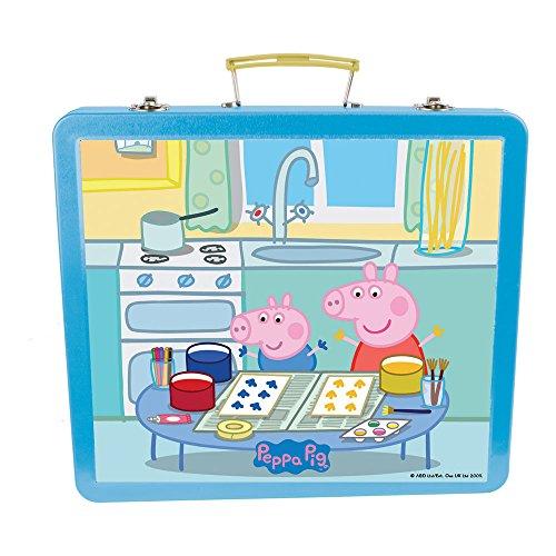 Peppa Pig DARP-CPEP132 - Juego de accesorios para manualidades (60 piezas)