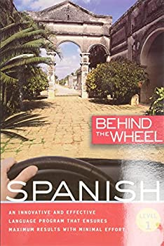 Paperback Spanish Behind the Wheel Level 1 BOOK ONLY Book