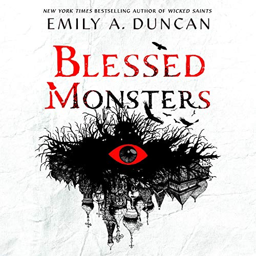 Couverture de Blessed Monsters