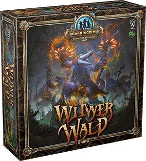 Ulisses Spiele ULID0253 Iron Kingdoms: Der Witwerwald Spiel