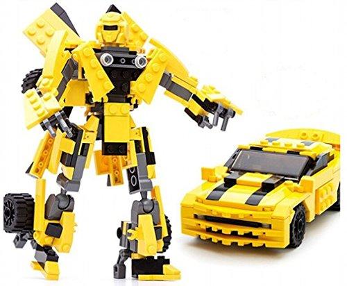 GUDI. Serie del Transformador Bumblebee