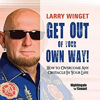 Get Out of Your Own Way audiobook cover art