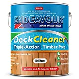 Endeavour ENQD10 Resins Decking Oil 10 Litre