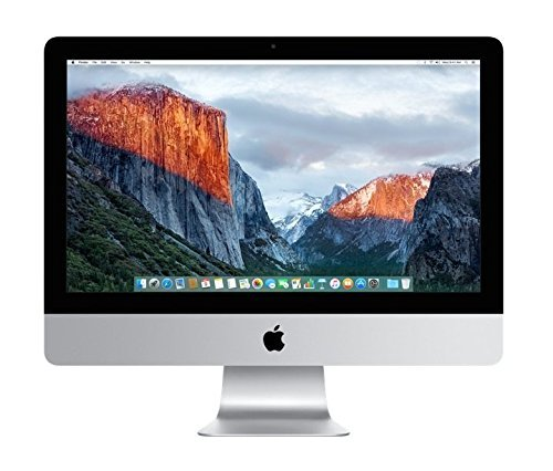 (Refurbished) Apple iMac 21.5in 2.7GHz Core i5 (ME086LL/A) All In One Desktop, 8GB Memory, 1TB Hard Drive, Mac OS X Mountain Lion