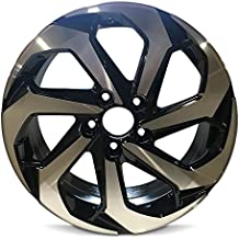 Wheel For 2016-2017 Honda Accord OEM Replica Full-Size Spare Replacement New Aluminum Rim 17 Inch 5x114.3mm +50mm Offset 17x7.5