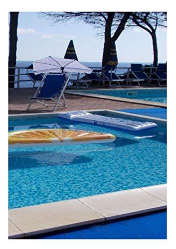 Holly ® Produits sTABIELO Parasol : Polyester - 250 cm - 10 pièces-Bois-Partie Prix-Livraison Gratuite Incluse -