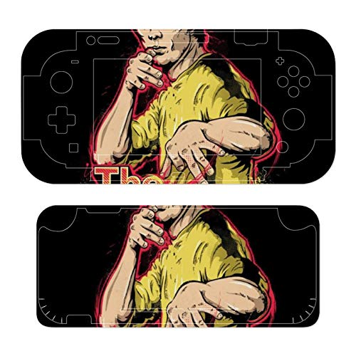 The Glow Bruce Lee Theme Switch lite exclusive skin, Nintendo Switch sticker protective film, Switch full device exclusive skin sticker protective film