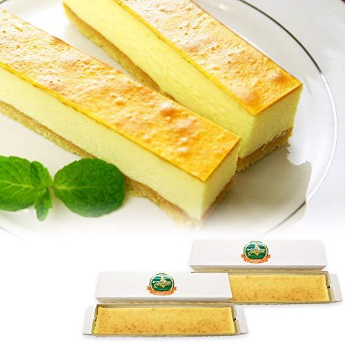 チーズ工房 濃厚 ベイクドチーズケーキ ロング 北海道 スイーツ 業務用 2本セット 北国からの贈り物