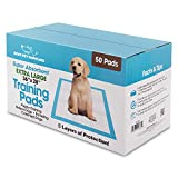 Best Pet Supplies Extra-Large 36' x 28' Puppy Training...