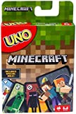 Mattel Uno Minecraft Card Game