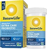 Renew Life Adult Probiotics 50 Billion CFU Guaranteed, Probiotic...