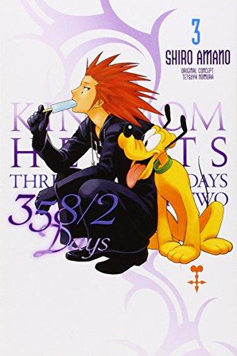 Kingdom Hearts 358/2 Days, Vol. 3 (Kingdom Hearts 358/2 Days, 3)