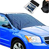 iSmartShield Car Windshield Snow Cover with Storage Bag and Sticky Mat