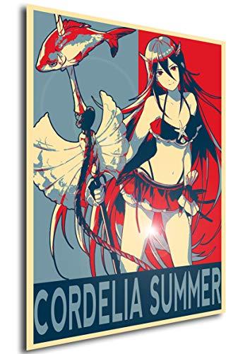 Instabuy Poster - Propaganda - Fire Emblem Heroes - Summer - Cordelia Manifesto 70x50