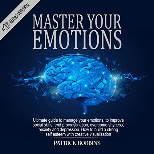 Master Your Emotions audiobook cover art