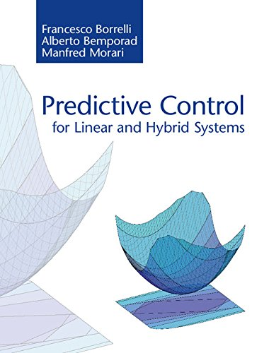 Predictive Control for Linear and Hybrid Systems (English Edition)